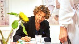Веселин Портарски или как се става писател в Германия