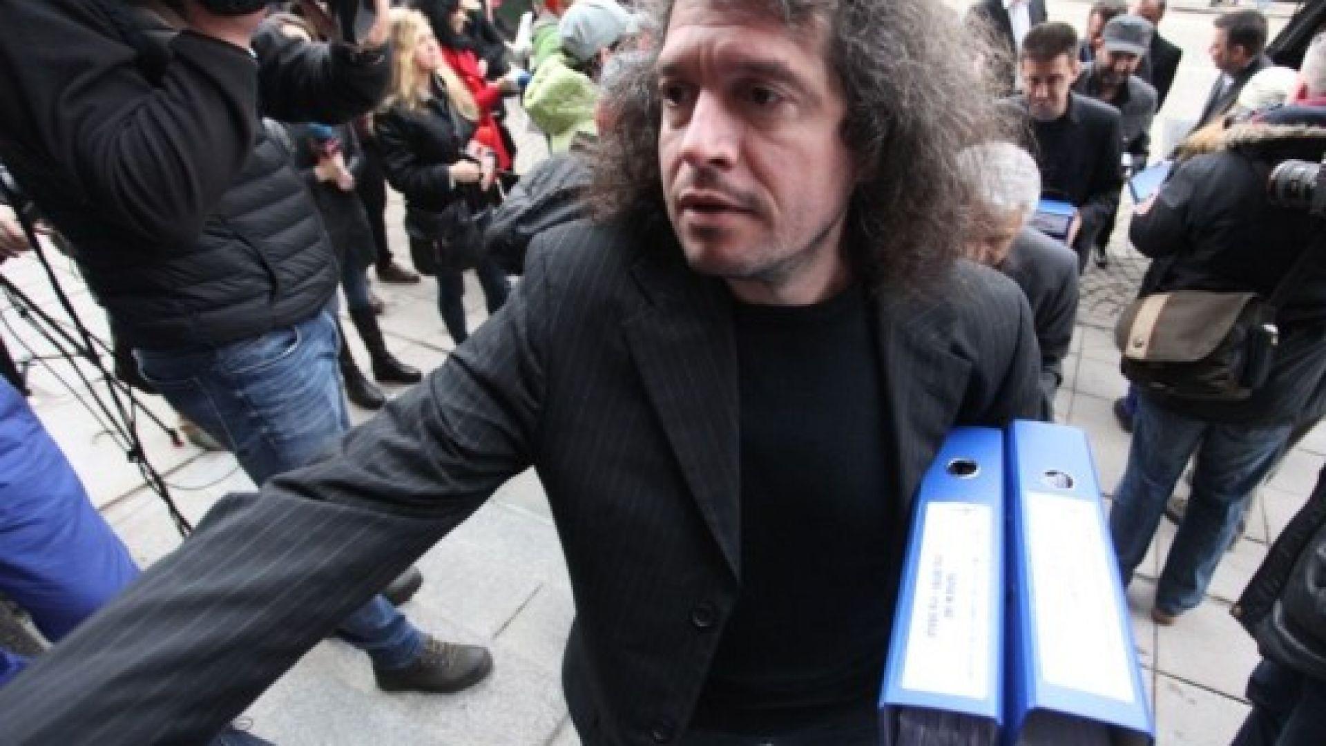 Репортерски лапсус доведе до скандал между Тошко Йорданов и Нова тв