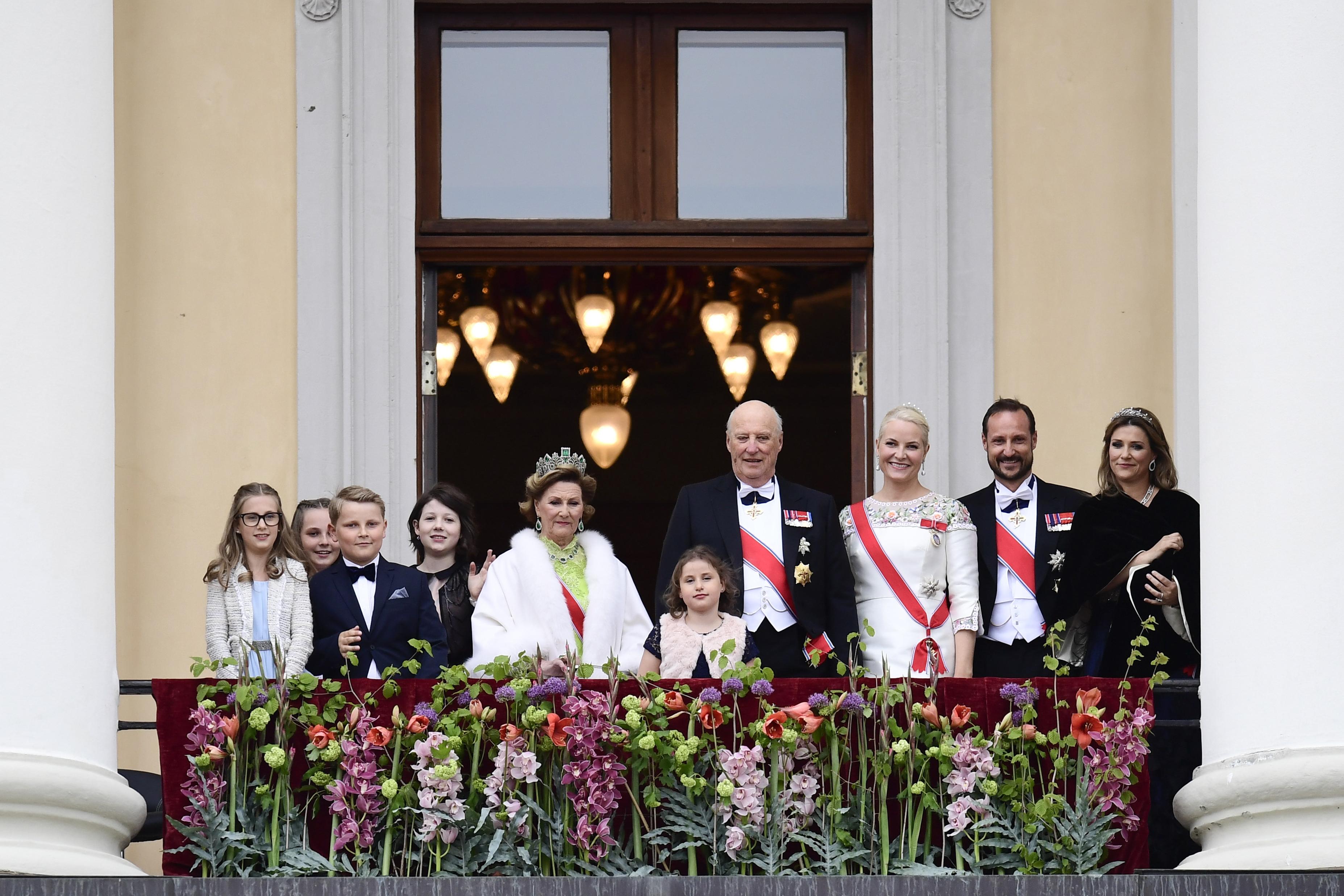 Кралскоро семейство на Норвегия