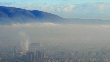 София е първа в ЕС по жертви на замърсения въздух