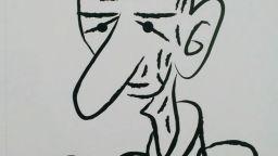 """""""Да се усмихнем заради Борис Димовски"""" - изложба в чест на именития ни художник"""