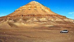 Археолози подновяват проучванията под пясъците на Сахара