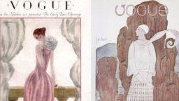 """Илюстрациите на """"Vogue"""" преди 100 години"""