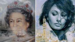 Най-купуваният портретист на звезди - Никас Сафронов