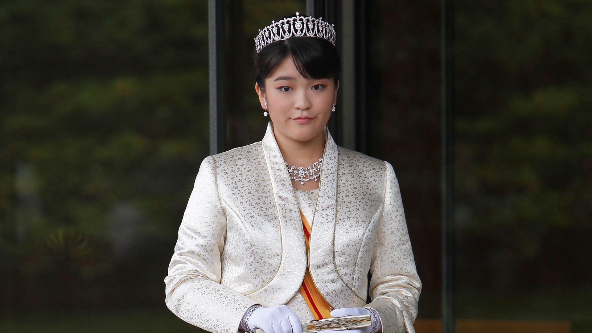 Японската принцеса Мако се омъжва до края на годината и се мести в САЩ