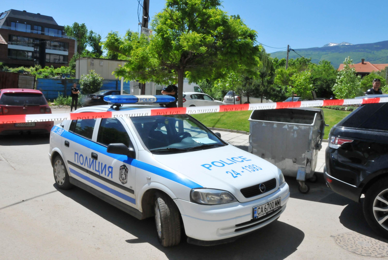 Стрелба в офис в София, двама убити и ранен (снимки)