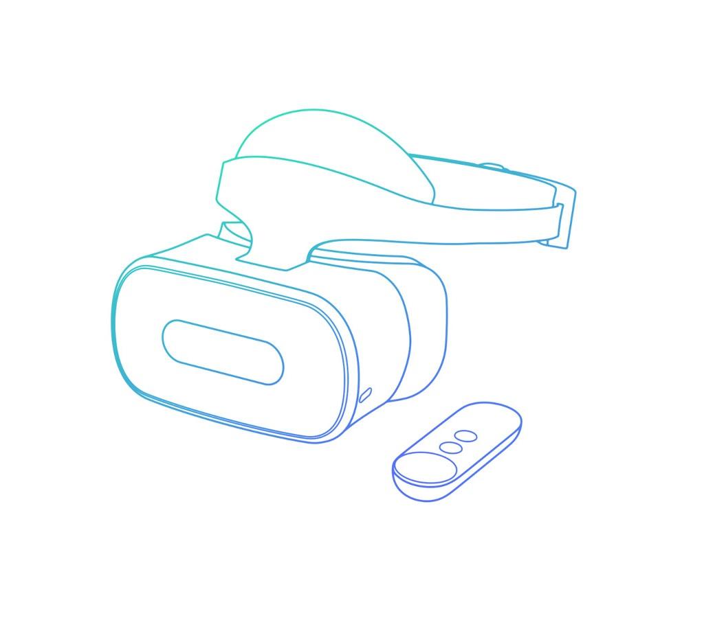 Lenovo и Google подготвят автономен VR шлем