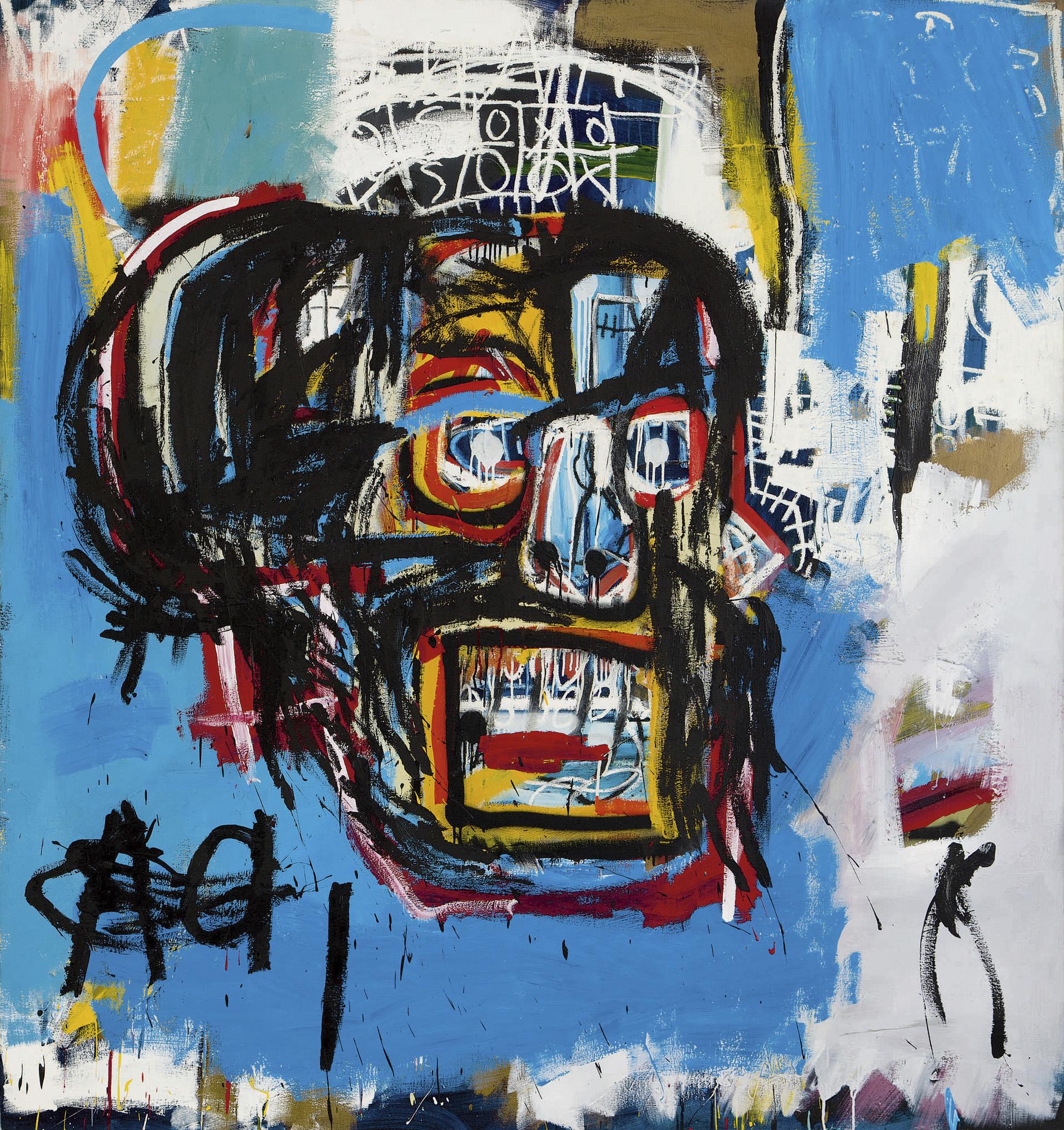 За рекордните $110,5 милиона продадоха творба на US художник