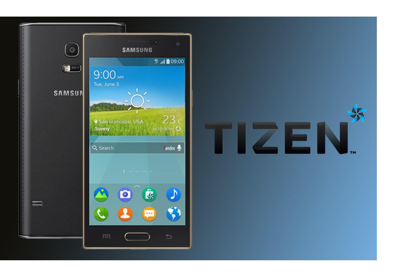 Samsung ще продава Tizen смартфони по цял свят