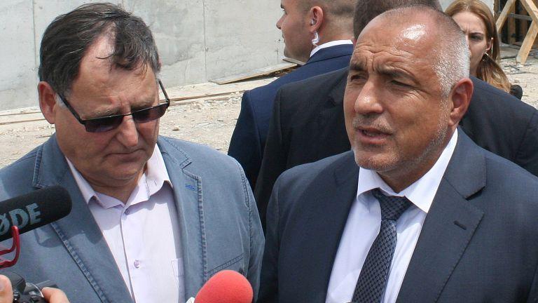Борисов е оптимист за съдебната реформа