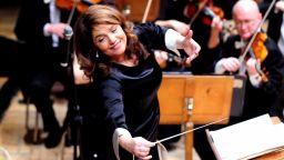 Любка Биаджони пред  Impressio: Живеем в края на човешката култура