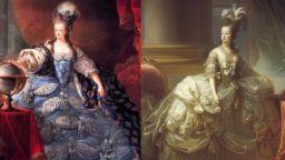 Модистката на Мария-Антоанета бяга в Англия по време на революцията