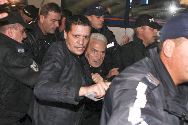 Атакист от нахлуването в НАТФИЗ стана областен управител