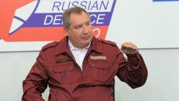 """Рогозин: С контрасанкции Русия """"сама си стреля в крака"""""""