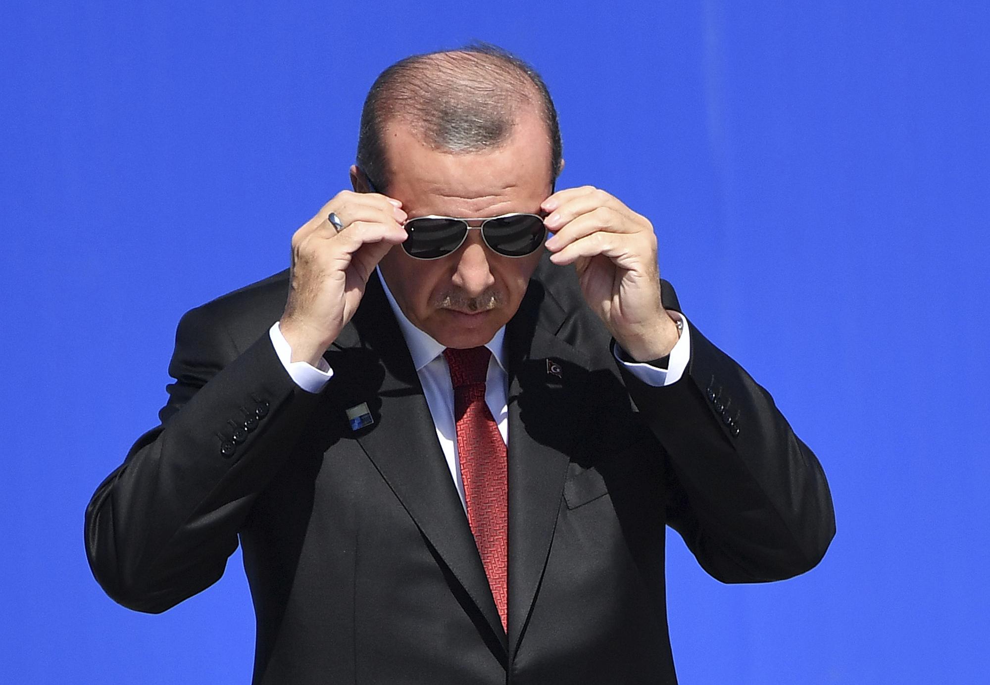 Ердоган: Западът полудя на тема С-400