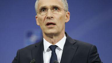 Шефът на НАТО призова Турция и Гърция да се оправят сами