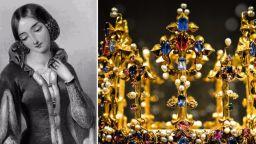 Най-старата английска корона се пази в Мюнхен