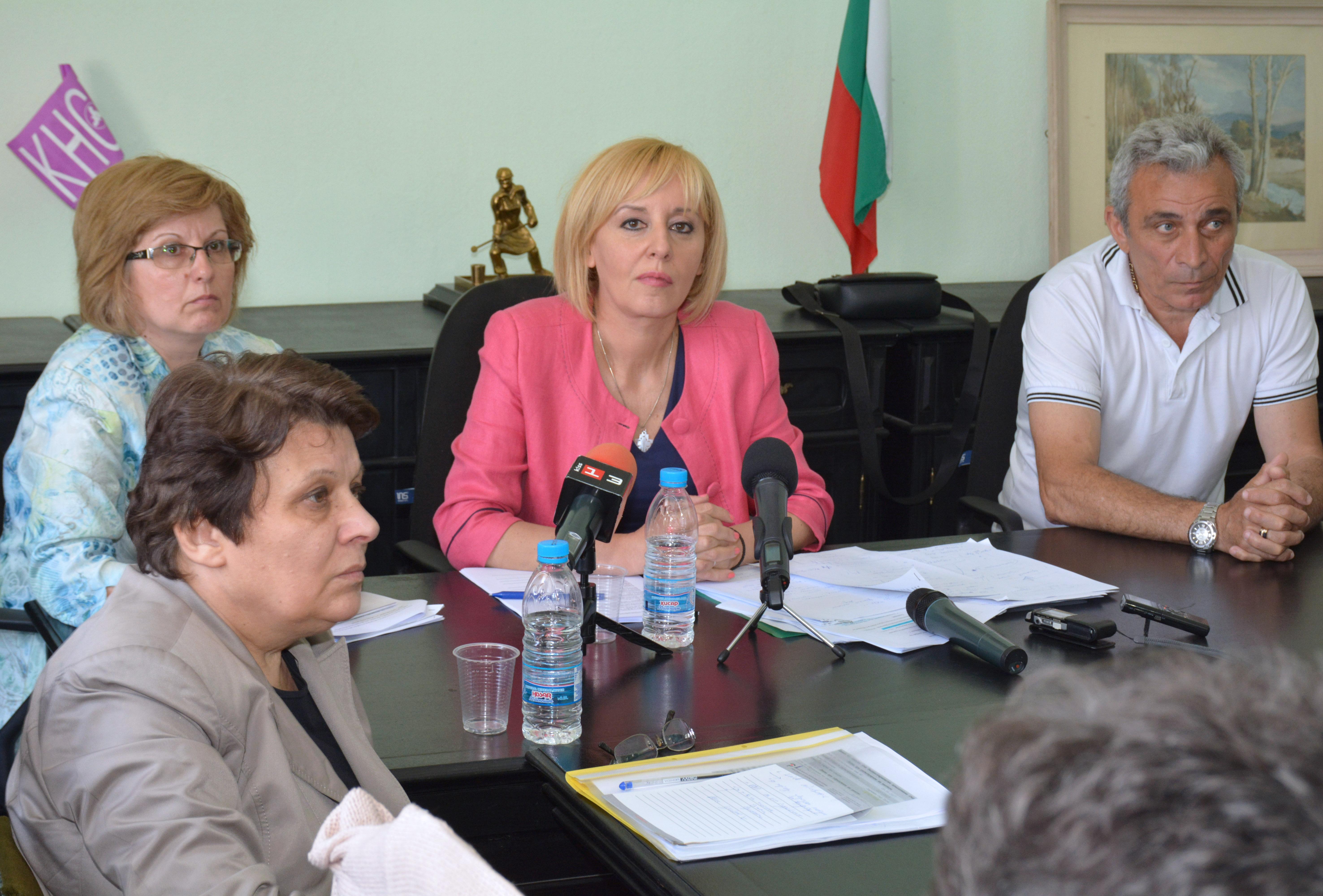 """Мая Манолова: Българите са ходещи роби на """"Топлофикация"""""""