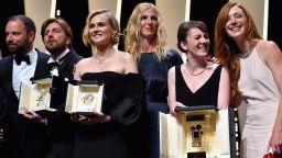 Кой победи на 70-ия юбилеен кинофестивал в Кан?
