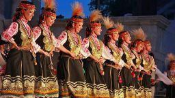 """Ансамбъл """"Тракия""""  с концерт на Античния театър в  Пловдив"""