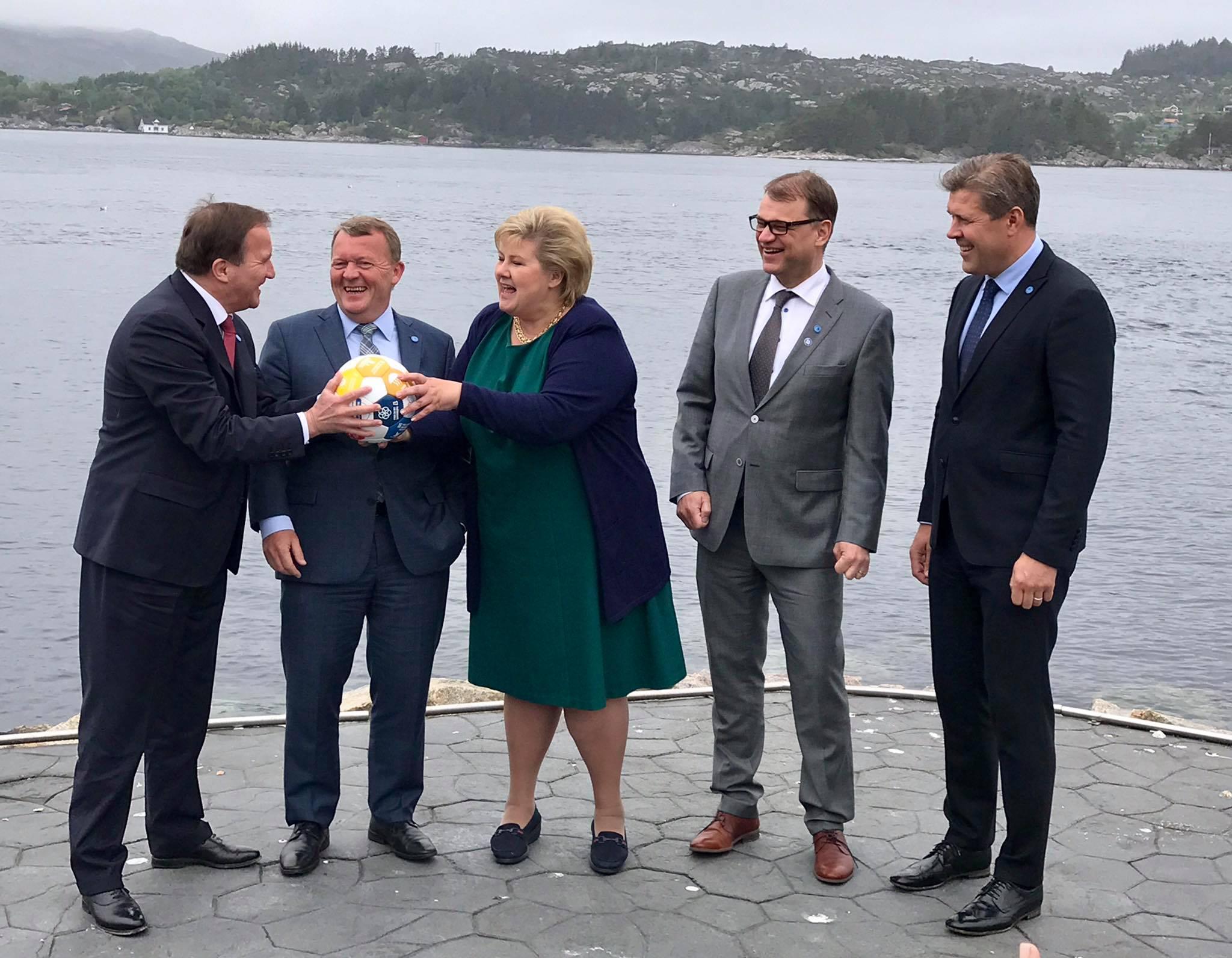 """Скандинавски лидери показаха на Тръмп """"кой управлява света"""""""