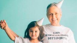 Малко момиченце спаси баба си от рак с необичайни фотографии