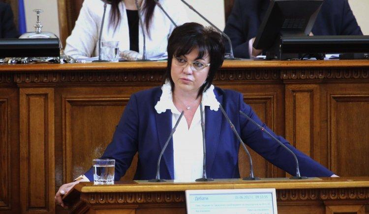 Нинова: Борисов да каже за новите сили на НАТО в Черно море