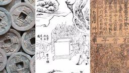 Първите книжни пари идват в Европа от Китай