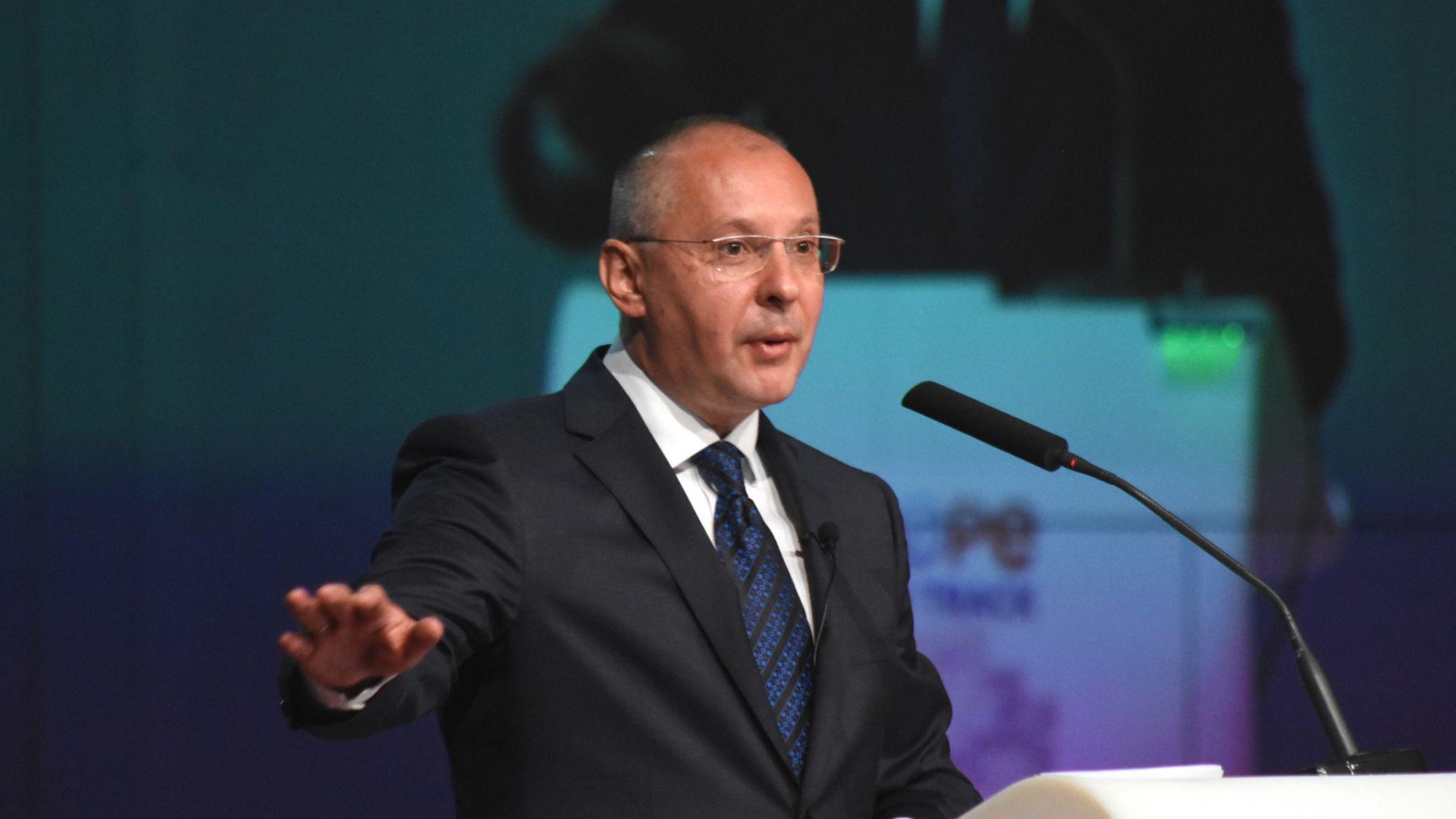Станишев: Следващият бюджет на ЕС - още от същото