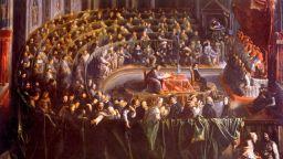 """Тленните останки на Галилей били препогребани с """"липси"""""""