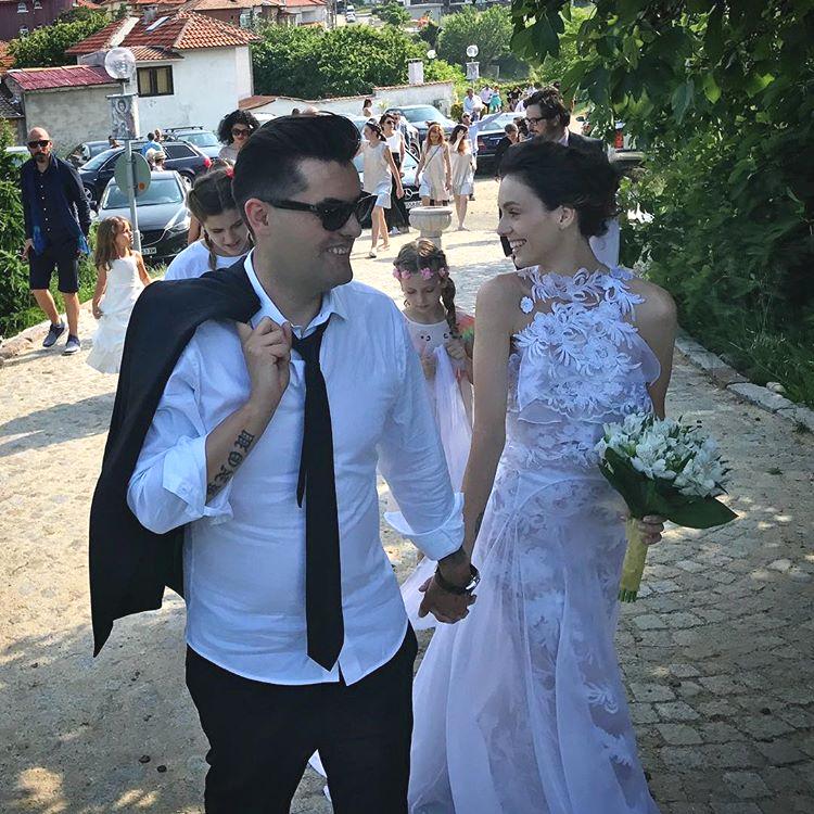 Луиза Григорова се омъжи
