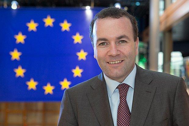 Манфред Вебер, ЕНП: ГЕРБ означава бъдеще и стабилност