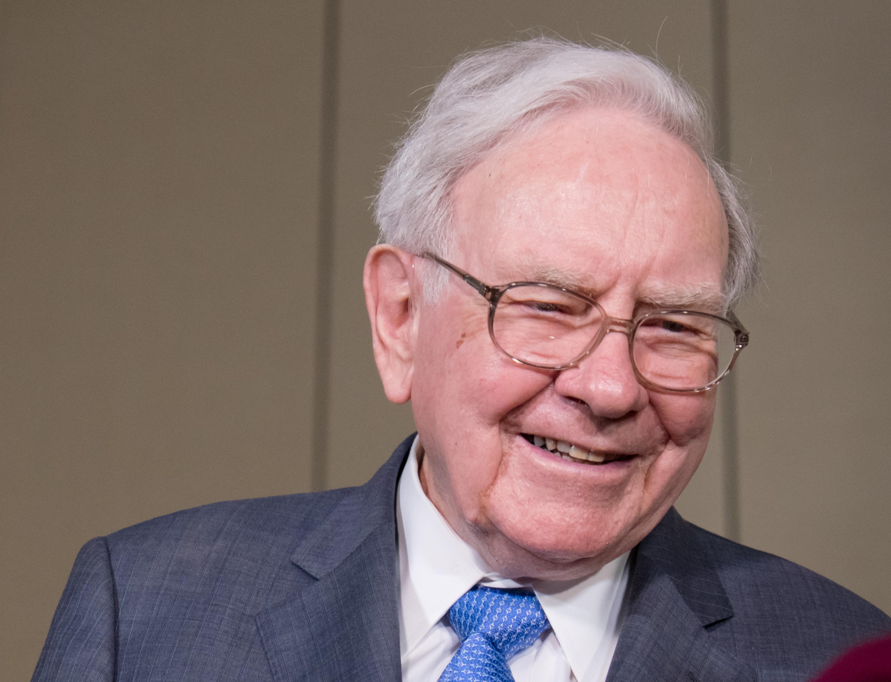 Компания на Уорън Бъфет отчита голям скок на печалбата си
