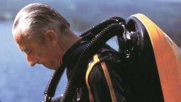 Повелителят на моретата и океаните Жак-Ив Кусто