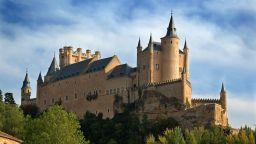 Вижте най-красивите дворци и замъци на Испания