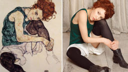 "Американски фотографи ""рисуват"" като класиците"