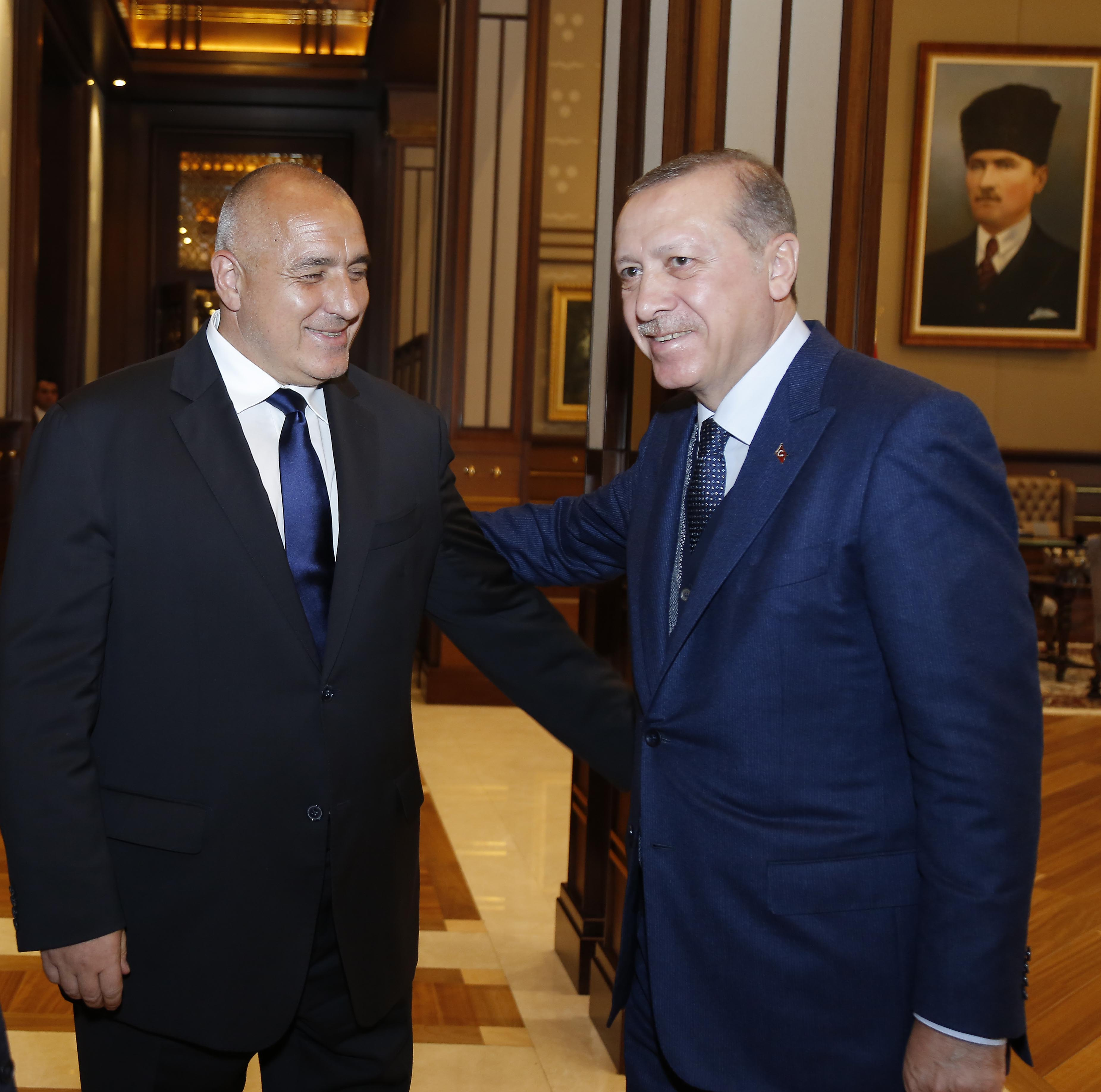 София към Ердоган: Границите не подлежат на преразглеждане