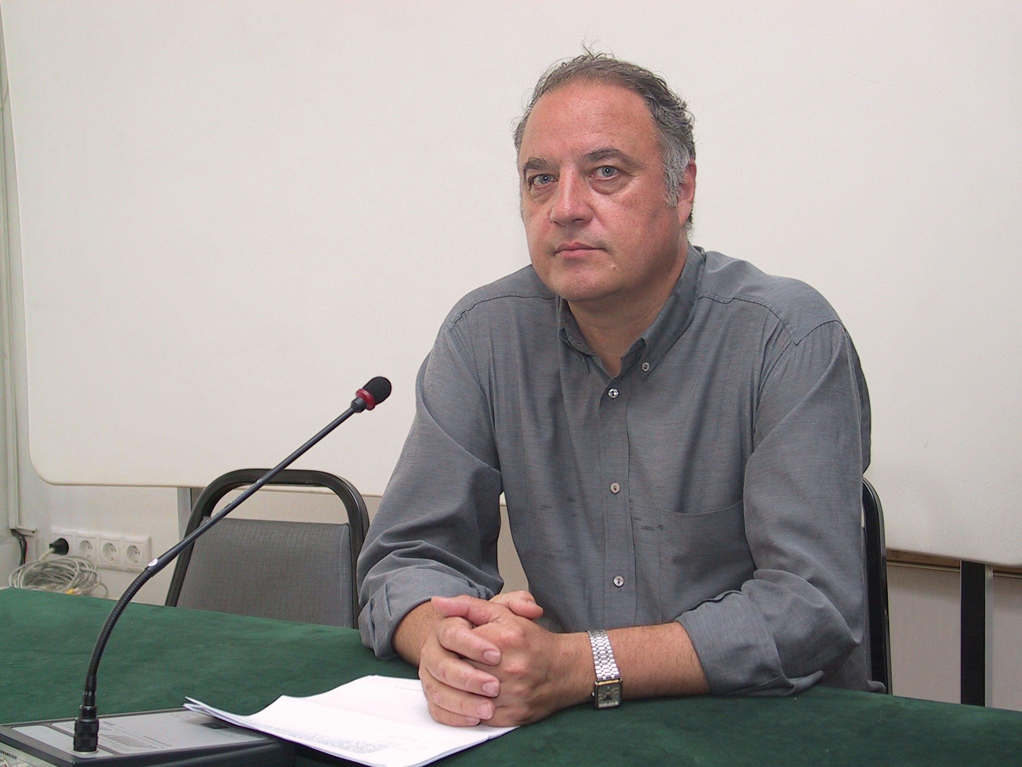 Д-р Емил Ценков: Ние забравихме, че сме за мир