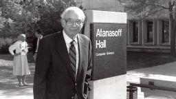 """""""Бащата"""" на компютъра Джон Атанасов не патентовал изобретението си"""