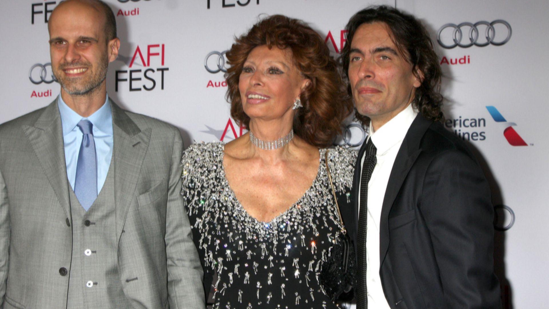 София Лорен се завръща в киното