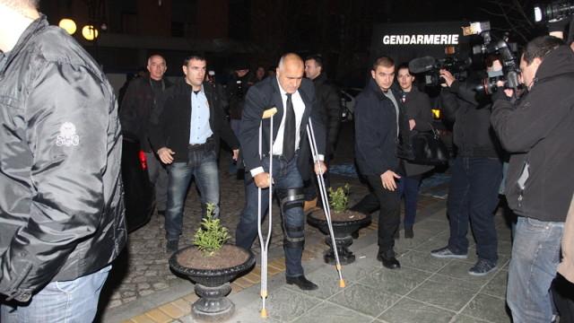 Бойко Борисов е опериран по спешност