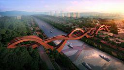 Необичайни пешеходни мостове, които поразяват с красотата си
