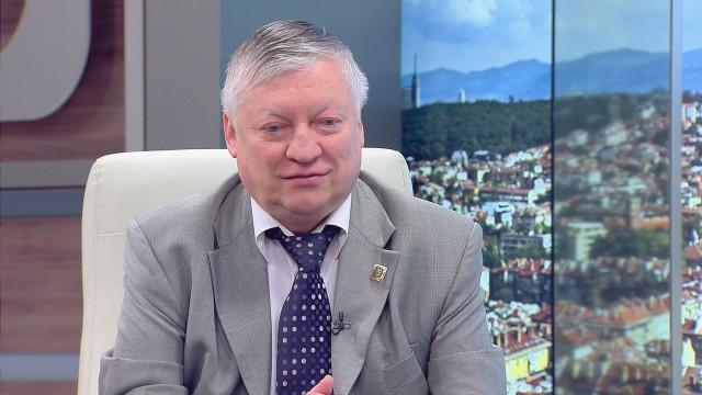 Карпов: В Русия знаем,  че кирилицата идва от Византия