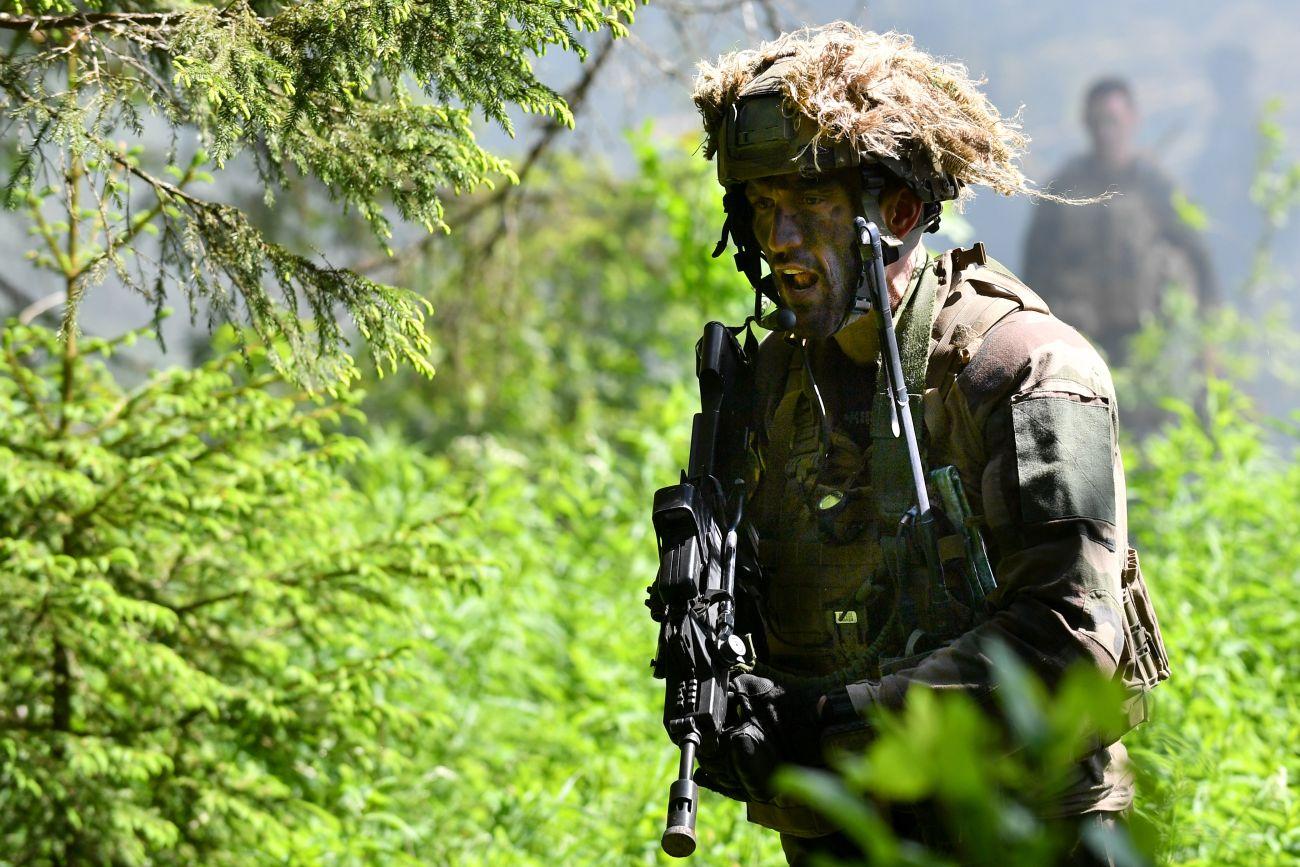 Натовски учения в Полша за защита на балтийските държави