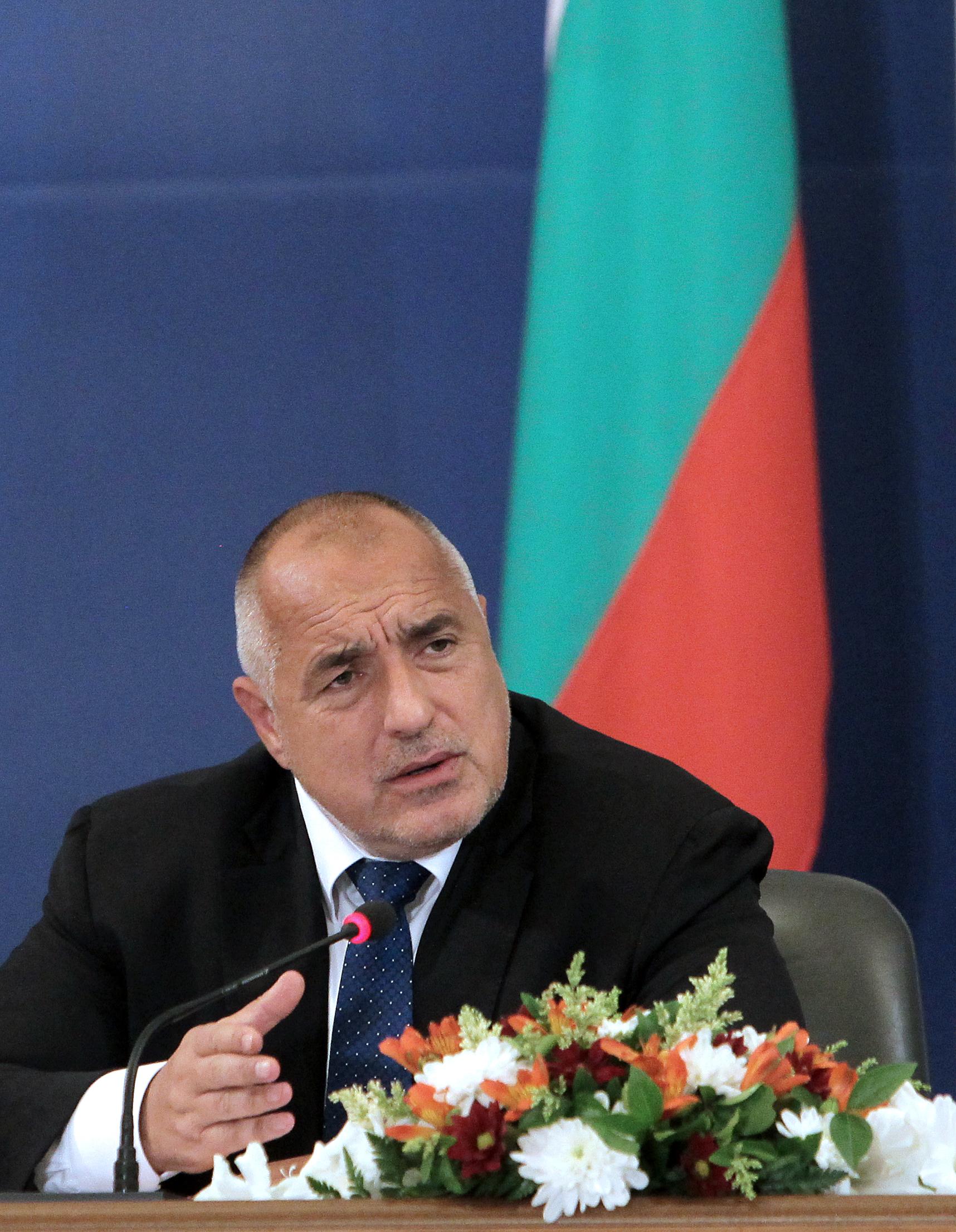 Борисов: Инфраструктурата е най-важното за нас и Македония