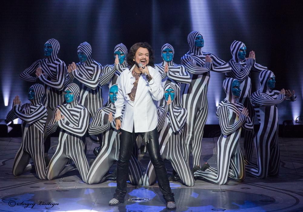 Филип Киркоров гостува в 5 български града с новото си шоу