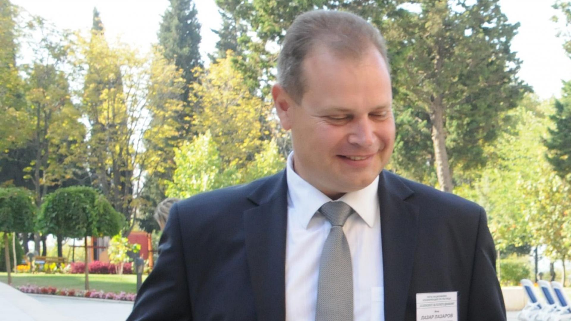 Бившият шеф на АПИ Лазар Лазаров застава пред съда