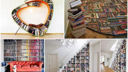Как изглежда дома мечта на любителя на книгите