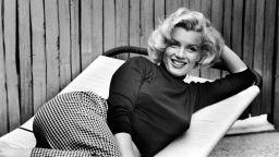 Редки снимки на Мерилин Монро от архива на Ив Арнолд