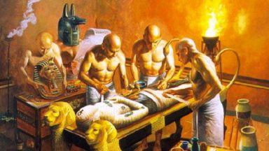 Прахът от древноегипетските мумии бил използван като лекарство